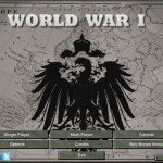HoI3の第一次世界大戦MOD「WW1 Mod」