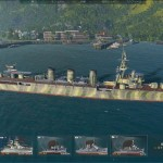 WWIIの軍艦で戦うオンラインゲーム「World of Warships」、正式サービス開始