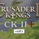 CK2総合MODの龍「CK2+」