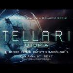 Stellaris新DLC「Utopia」発売は4月6日!