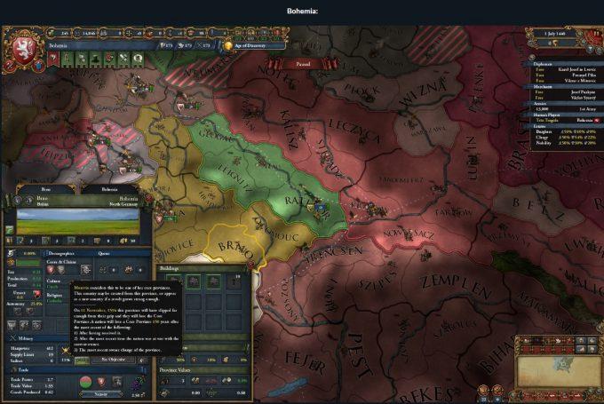 Europa Universalis IV」開発日...